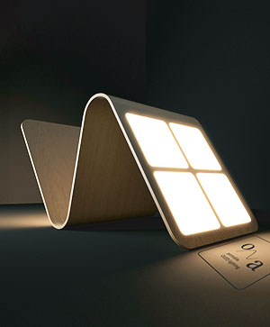 ONA table OLED Lighting-UIV